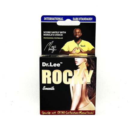 Dr. Lee Rocky Smooth