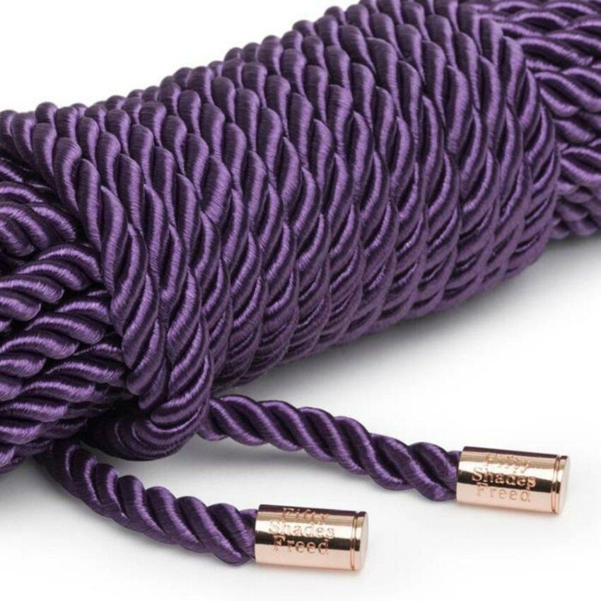 Fifty Shades Freed Want 2 Play Silk Rope