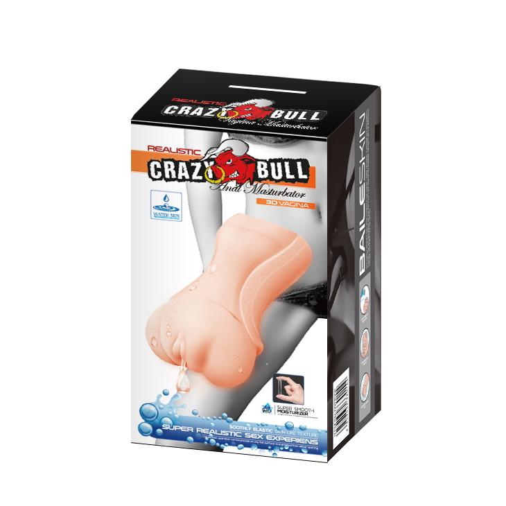 Crazy Bull 3D Vagina