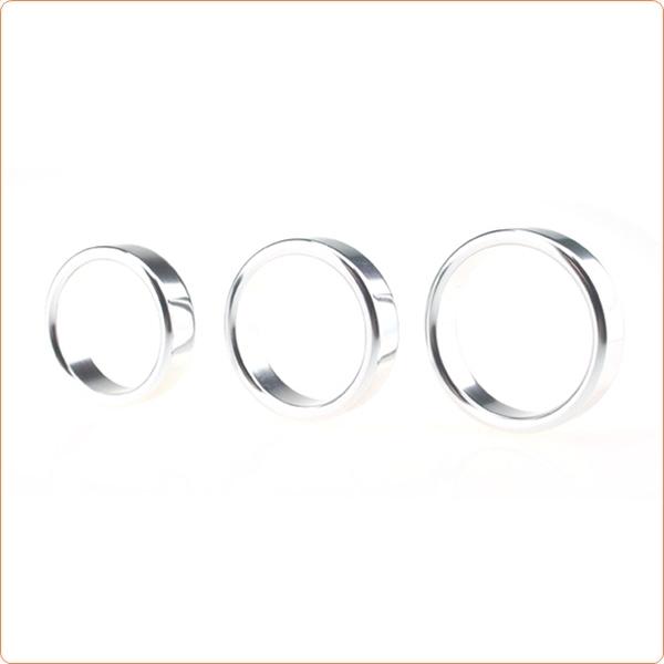 Aluminum Round Cock Ring