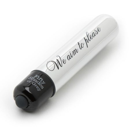 Fifty Shades Bullet Vibrating We Aim To Please