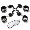 Fifty Shades Under Bed Restraints Kit Hard Limit