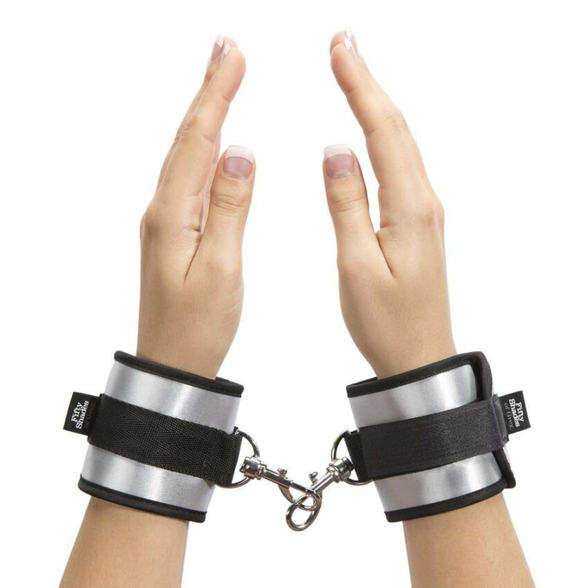Fifty Shades Totally His Soft Handcuffs