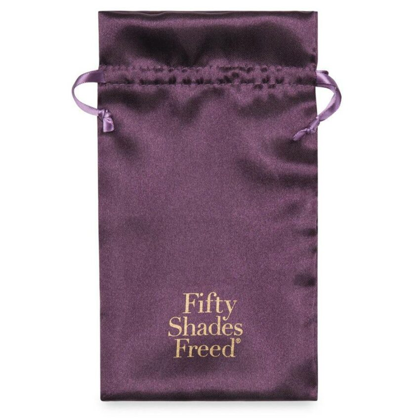 Fifty Shades Freed Deep Inside RC Classic Vibrator