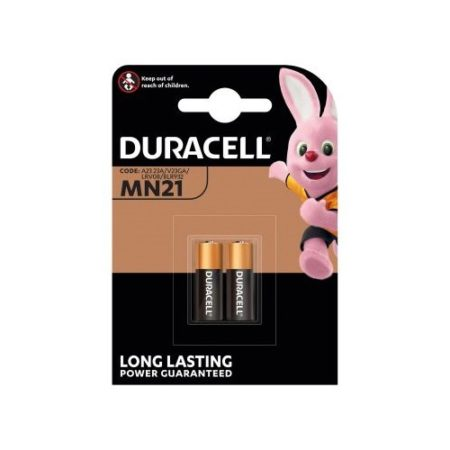 Duracell Security Mn21 2 Pack