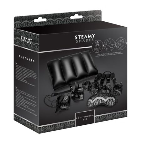 Steamy Shades Positioning Set