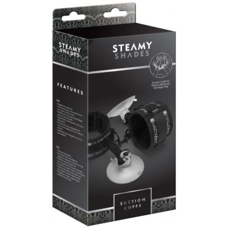 Steamy Shades Suction Cuffs