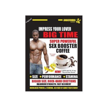 Anaconda Super Powerful Coffee