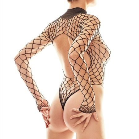Anais Forca Fishnet Bodysuit