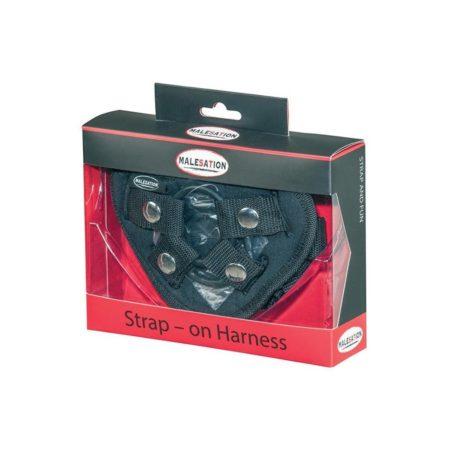 Malesation Strap-On Harness