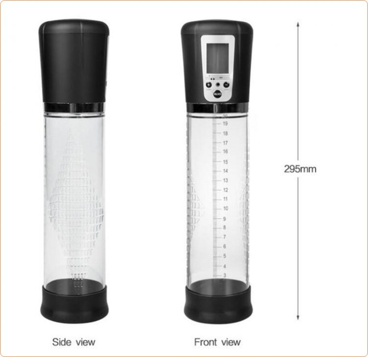 Passion LCD Display Automatic Pump
