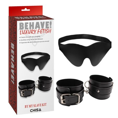 Behave Luxury Fetish By My Slave Kit