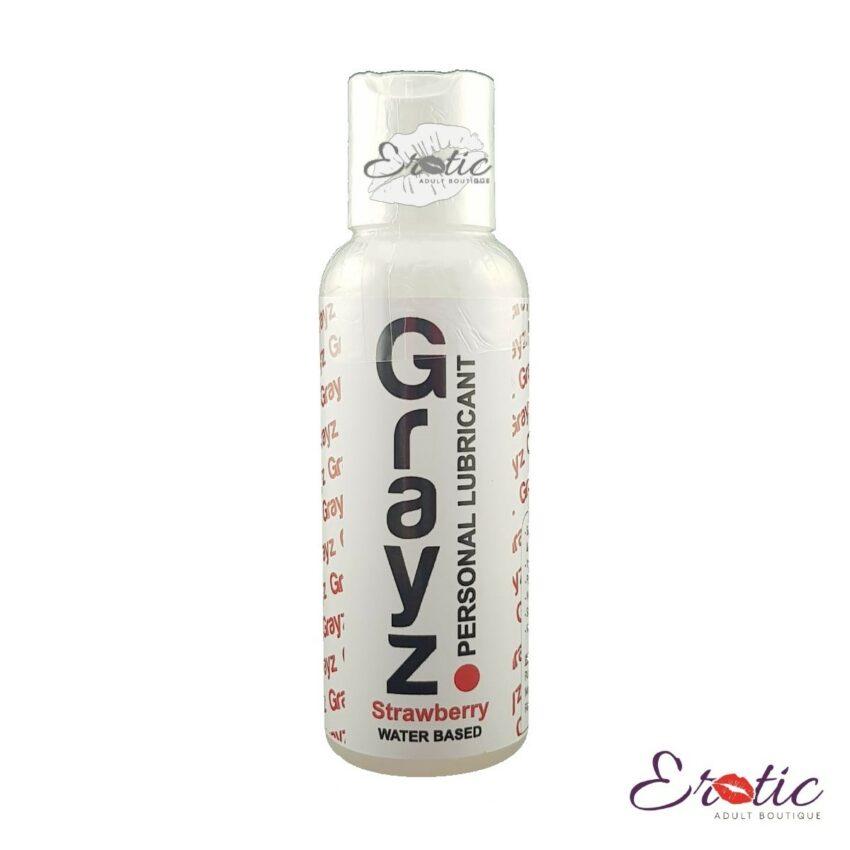 Grazy Strawberry Water Based 100ml