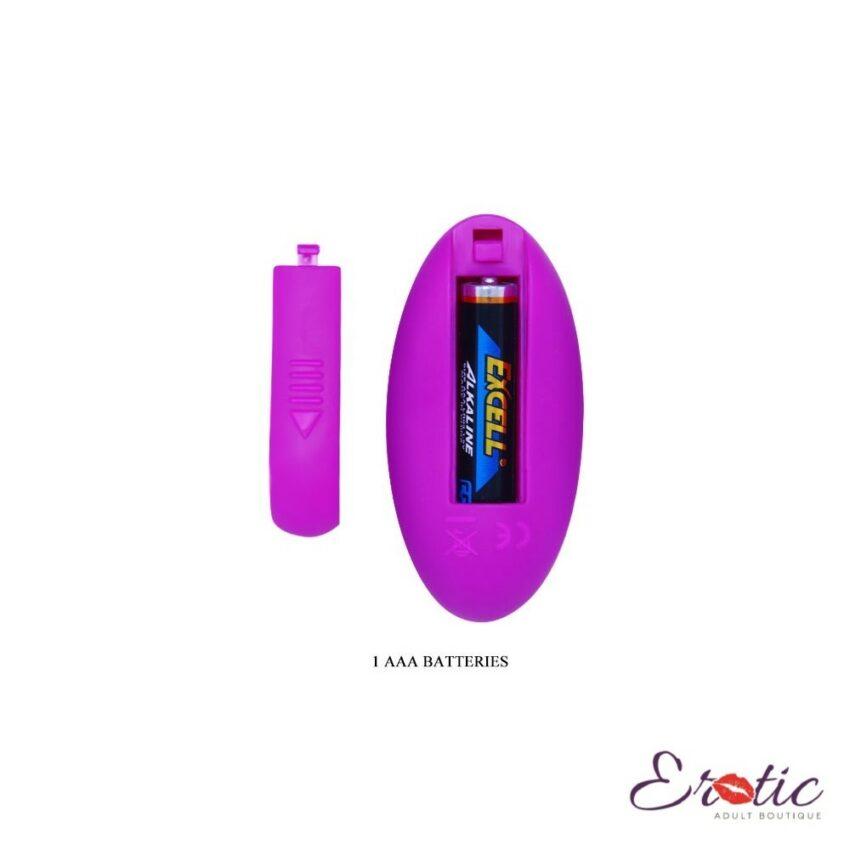 Pretty Love Arvin Wireless Vibrator