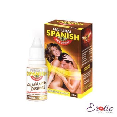 Spanish Sex Drops Natural