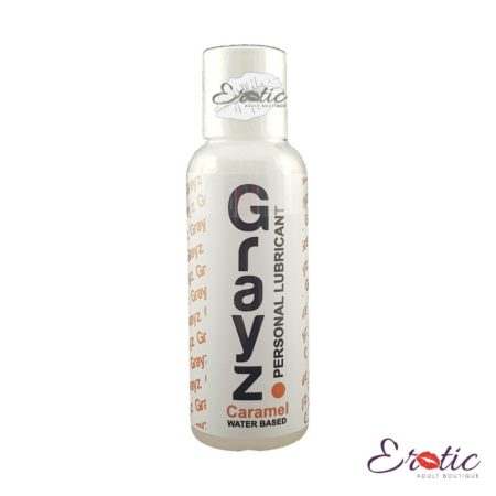 Grazy Caramel Water Based 100ml